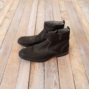 New Men's Black Madden Boots